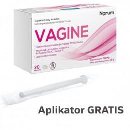 Probiotyk dla kobiet Narum Vagine 150mg, 30 kapsułek