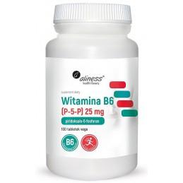 B6 witamina (P-5-P) 25 mg x...
