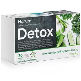 Detox Narum 200 mg, 30...