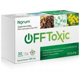 Narum OFF Toxic 200 mg, 30...