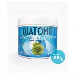 Ziemia okrzemkowa Diatomit 200g