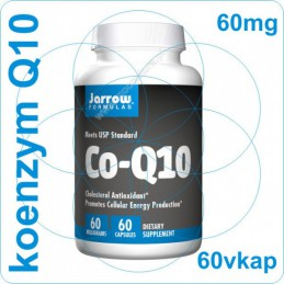 Koenzym Co Q10, 60mg, 60 kap.