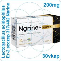 Narine + Mumio 200 mg, 30...