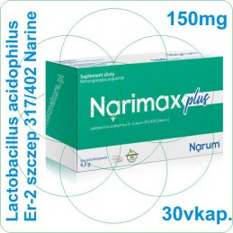 Narimax Plus 150 mg, 30...