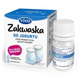 Vivo Jogurt - Zakwaski -...