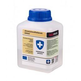 DMSO 250ml dimetylosulfotlenek