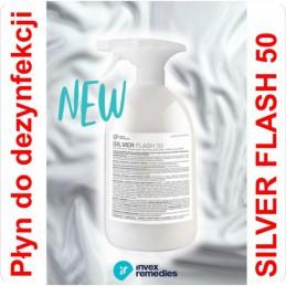 Dezynfekcja Silver Flash 50 poj. 500 ml