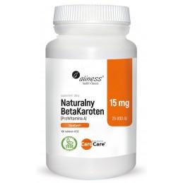 Naturalny BetaKaroten 15 mg...