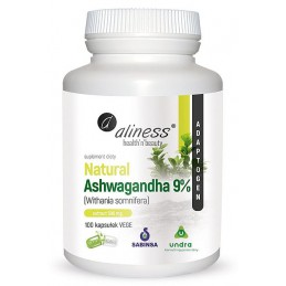 Naturalna Ashwagandha 590...
