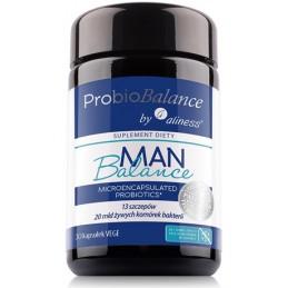 Probiotyk BALANCE Man 20...