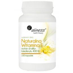 Naturalna witamina E  octan...